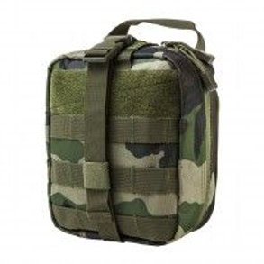 VISM® by NcSTAR® MOLLE EMT POUCH/ WOODLAND CAMO