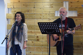 Sunday morning service - 23rd February 2020