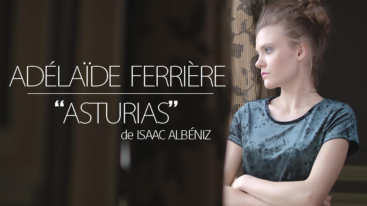 Adélaïde Ferrière - Asturias
