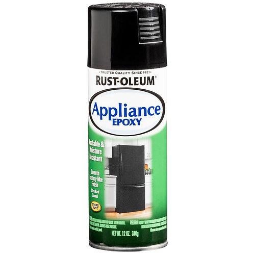 Rust-Oleum Specialty 12 oz. Appliance Epoxy Gloss Black Spray Paint