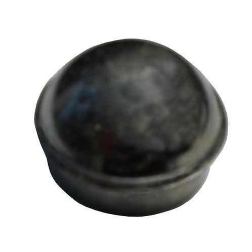 2-1/2 in. Aluminum Dome Cap