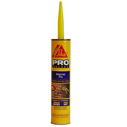 Sikaflex 10.1 oz. Mortar Fix Sealant