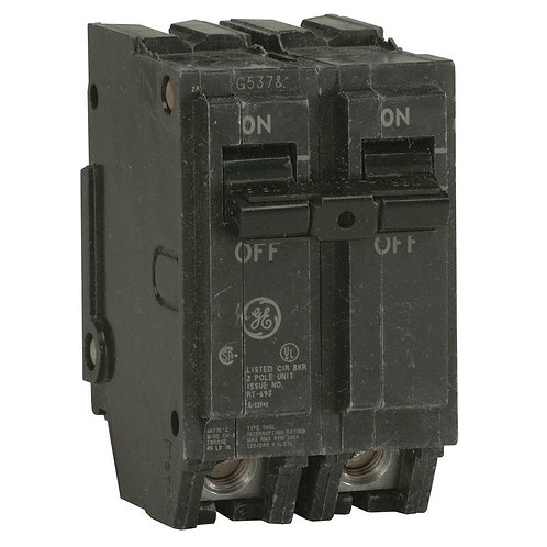 GE Q-Line 60 Amp 2 in. Double-Pole Circuit Breaker