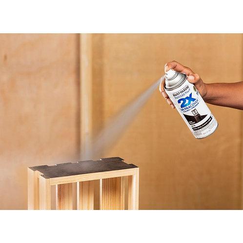 2X  12 oz. Satin Dark Walnut General Purpose Spray Paint