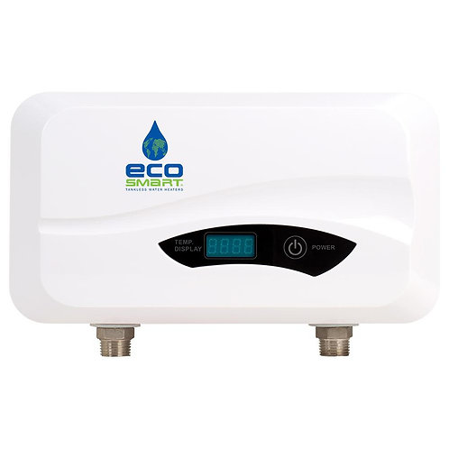 EcoSmart 5.5 kW 1.0 GPM Point-of-Use Electric Tankless Water Heater