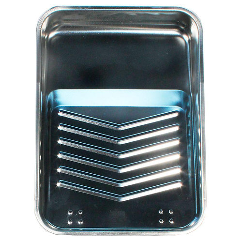 9 in. Metal Paint Roller Tray