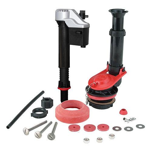 Korky QuietFILL Platinum Complete Universal Toilet Repair Kit