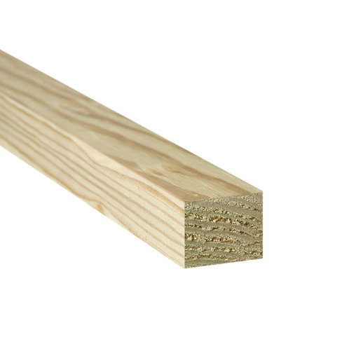 2 in. x 2 in. x 8 ft. Appearance Grade Pressure-Treated Lumber