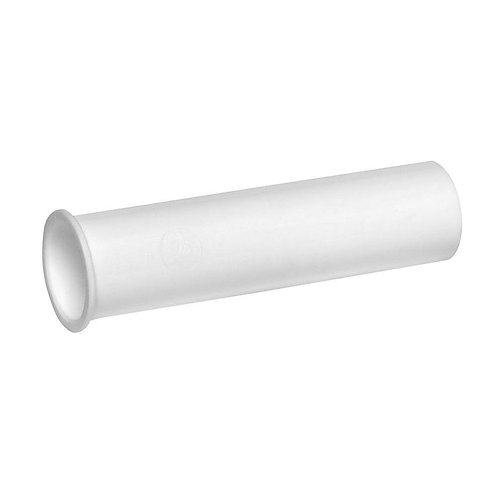 Oatey 1-1/2 in. x 6 in. PVC Flanged Strainer Tailpiece