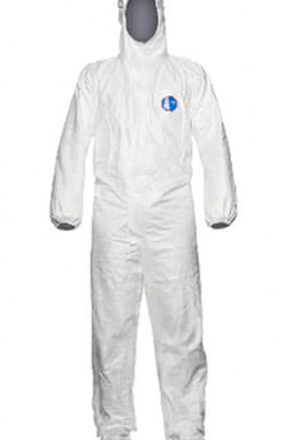 DISPOSABLE COVERALL (LARGE)