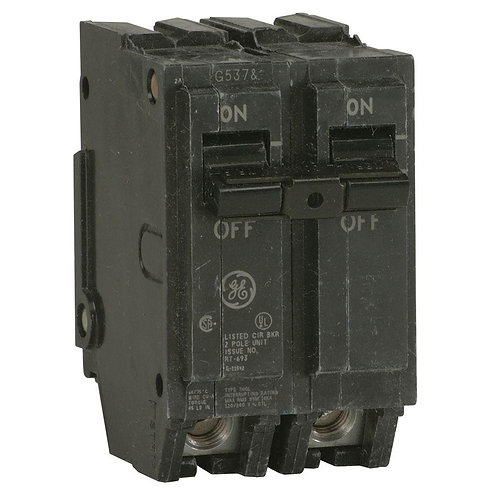 GE Q-Line 30 Amp 2 in. Double-Pole Circuit Breaker