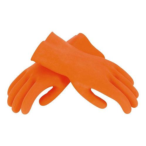 HDX Multipurpose Orange Tile Grouting Gloves