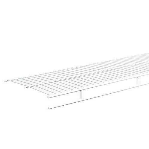 ClosetMaid Shelf and Rod 6 ft. x 16 in. Ventilated Wire Shelf