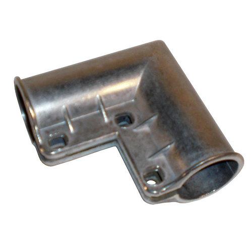 1-3/8 in. Aluminum Fence Corner Elbow