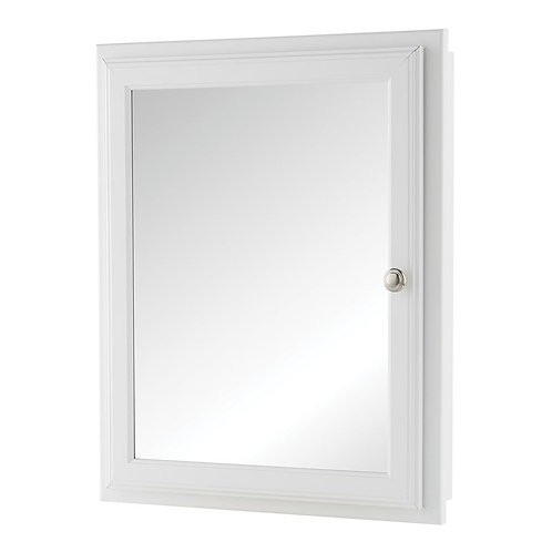 Home Decorators Collection 20-3/4 in. W x 25-3/4 in. H Fog Free Framed Recessed