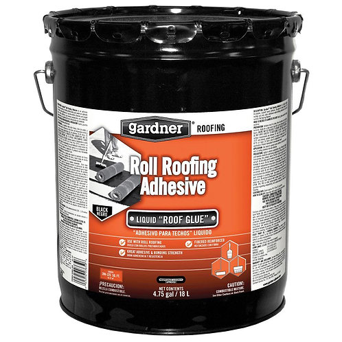 Roll Roofing Adhesive