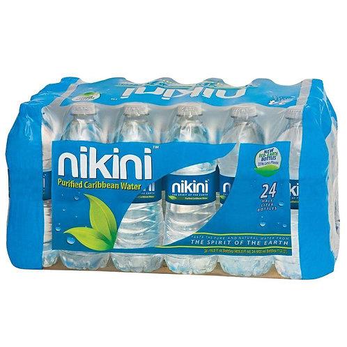 Nikini 16.9 fl. oz. Purified Caribbean Water (24-Pack)