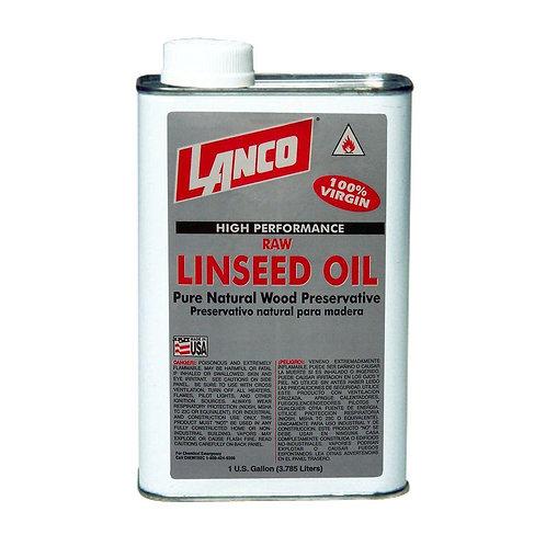 Lanco 1 Qt. Linseed Oil