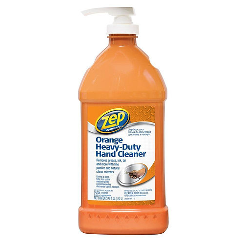 ZEP Orange Industrial Hand Cleaner