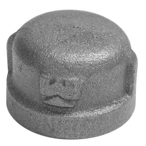 Southland 1 in. Galvanized Cap