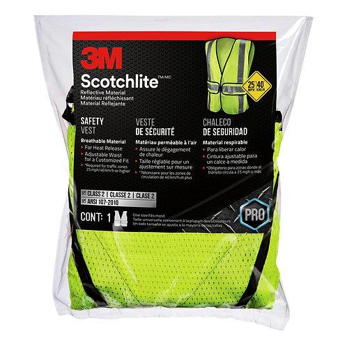 Reflective Class 2 Construction Reflective Safety Vest