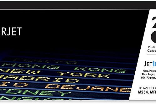 HP 202A (CF500A) Black Original LaserJet Toner Cartridge
