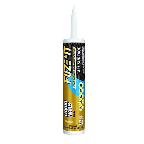 Liquid Nails Fuze It 9 oz
