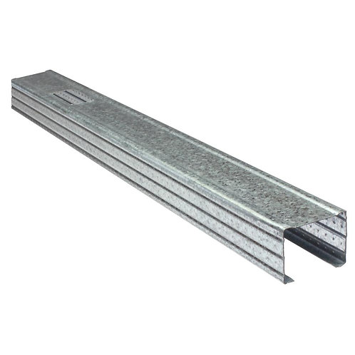 1-5/8 in. x 10 ft. 25-Gauge EQ Galvanized Steel Wall Framing Stud