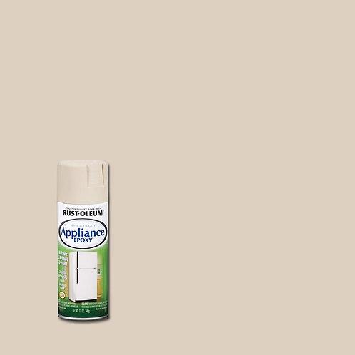 Rust-Oleum Specialty 12 oz. Appliance Epoxy Gloss Almond Spray Paint