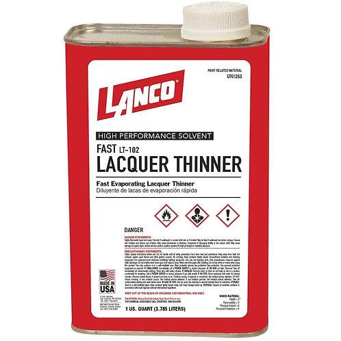 Lanco 32 oz. Lacquer Thinner