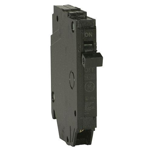 GE Q-Line 15 Amp 1/2 in. Single-Pole Circuit Breaker