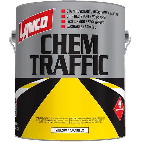 Lanco Chem Traffic 1 gal. Yellow Paint