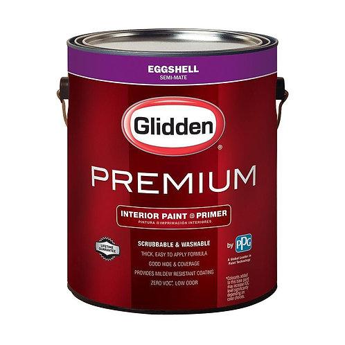 Glidden Premium 1 gal. Base 1 Eggshell Interior Paint