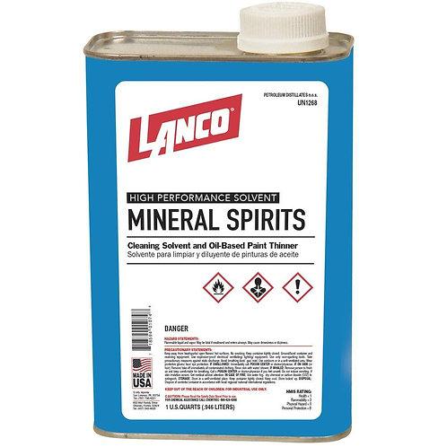 Lanco 1 qt. Mineral Spirits