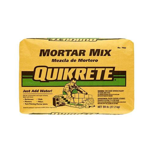 Quikrete 60 lb. 60 lb. Mortar Mix
