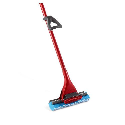 Microfiber Power Scrub Roller Mop