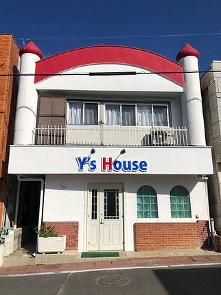 Y's House Yoron 宿泊所
