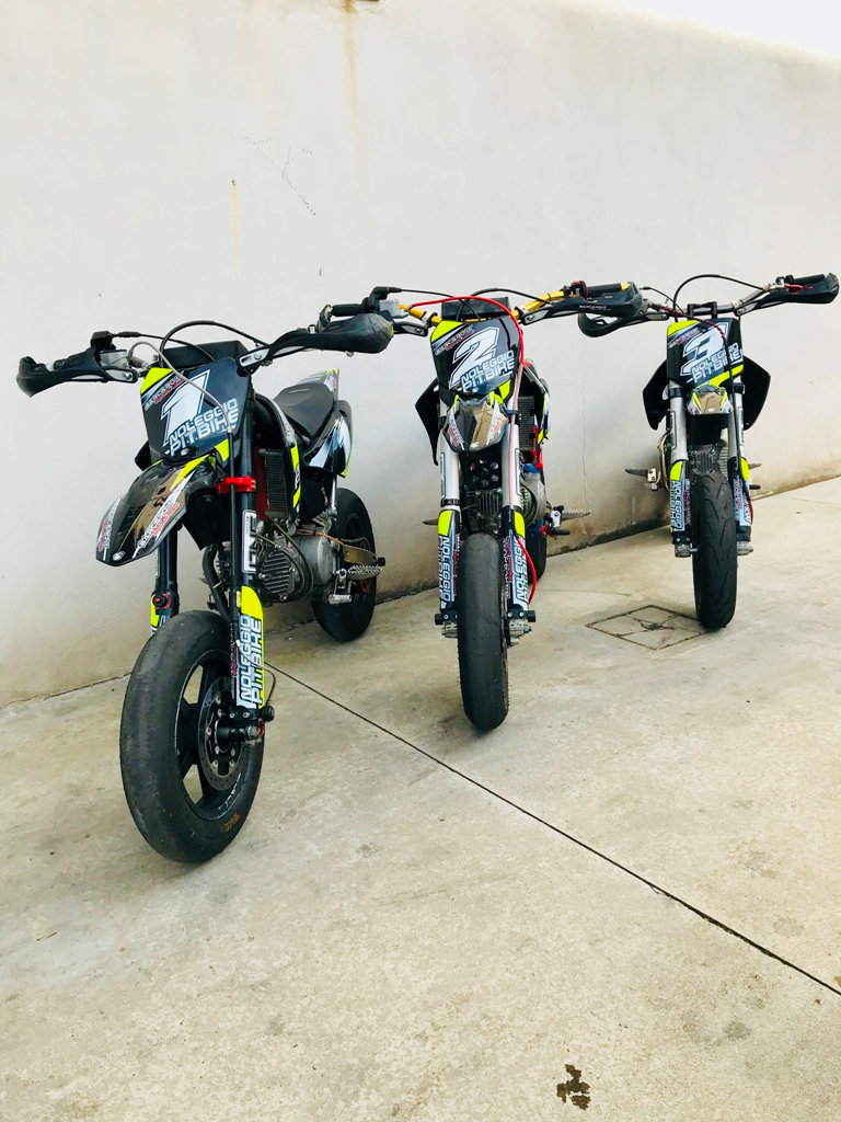 Noleggio pitbike