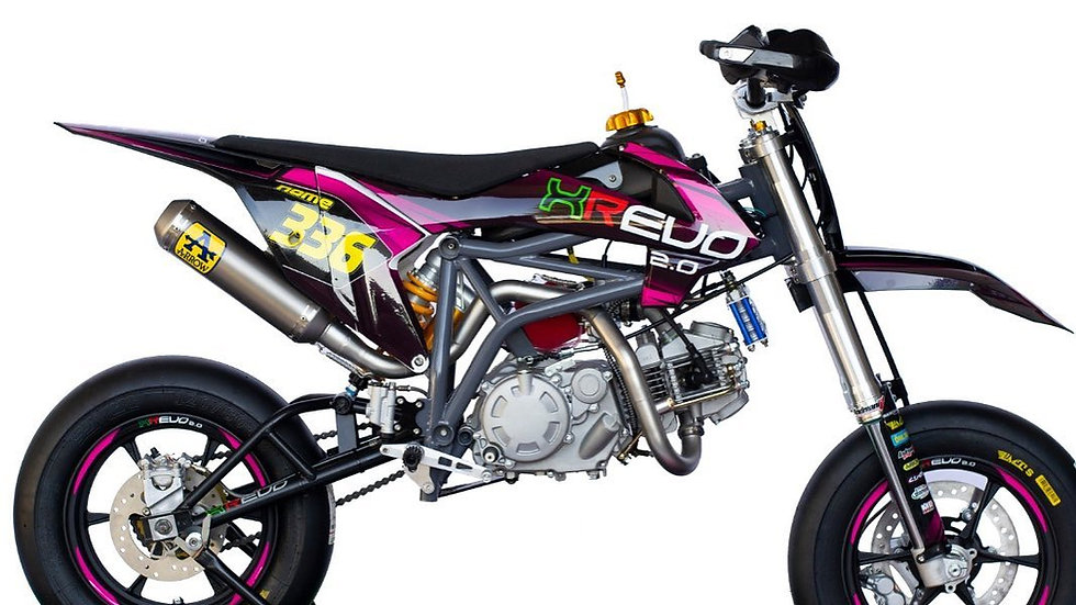 Xrevo 2.0 Pit Bike