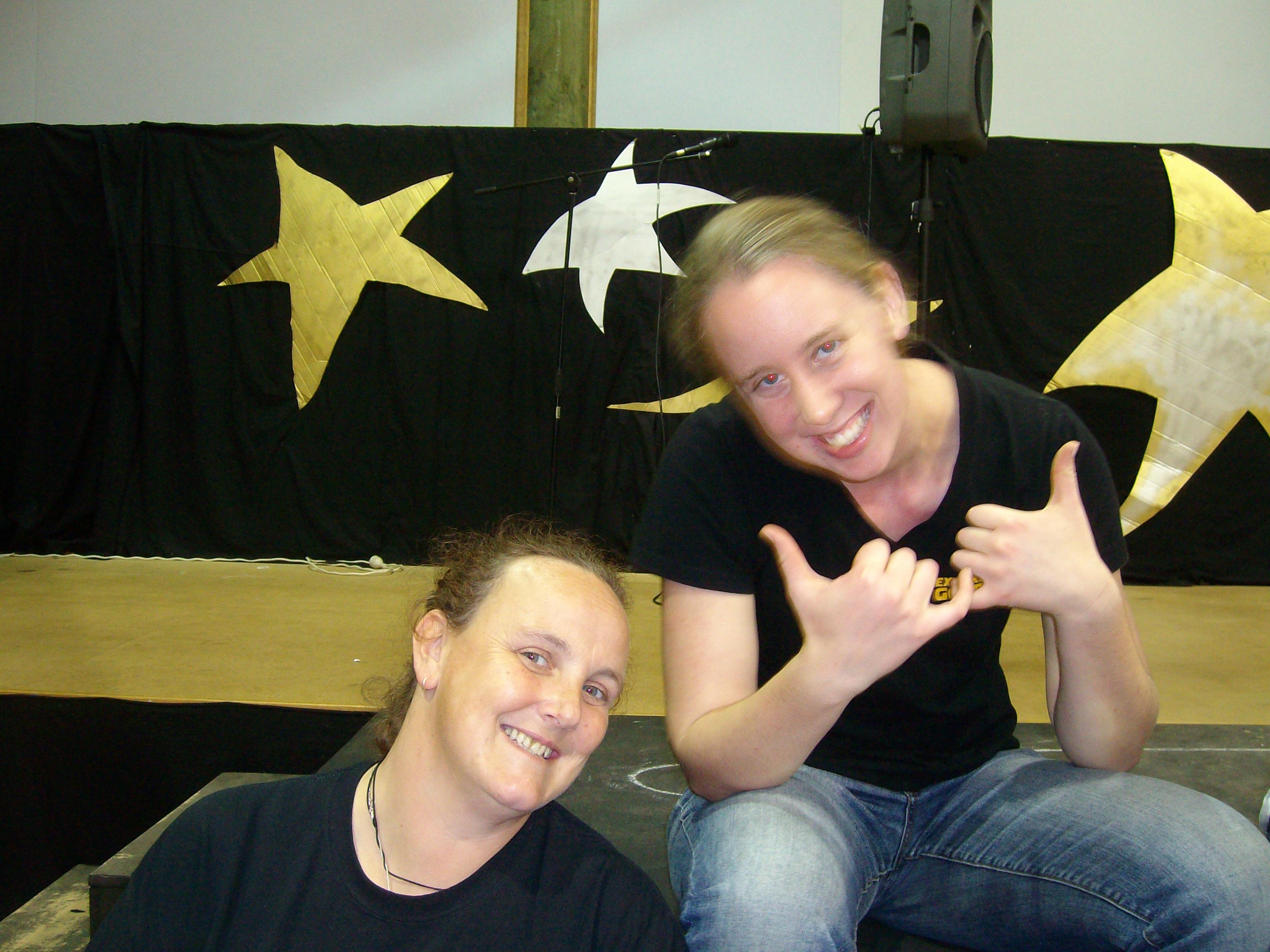 Kirsti & Tina