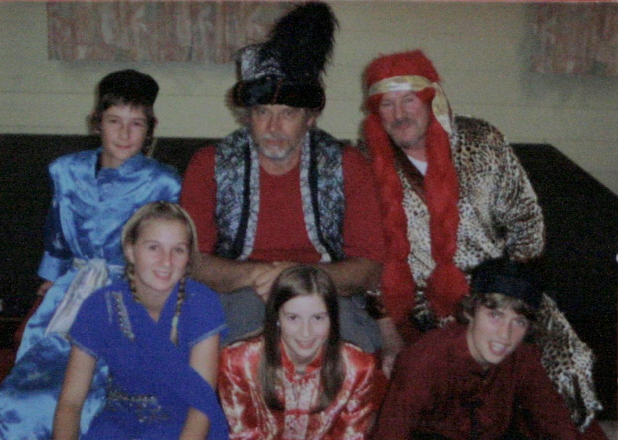 2007 Aladdin