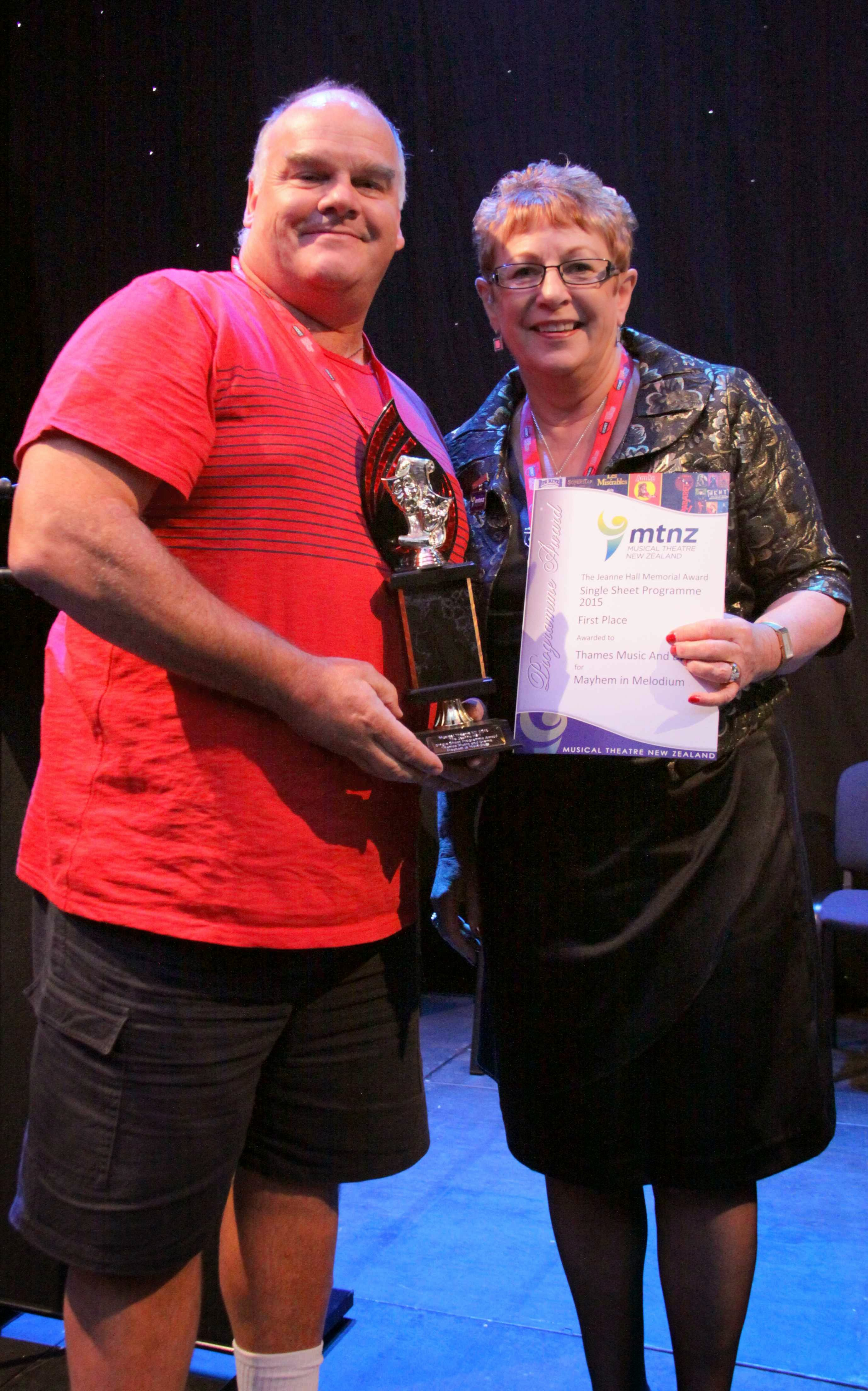 Best Programme award
