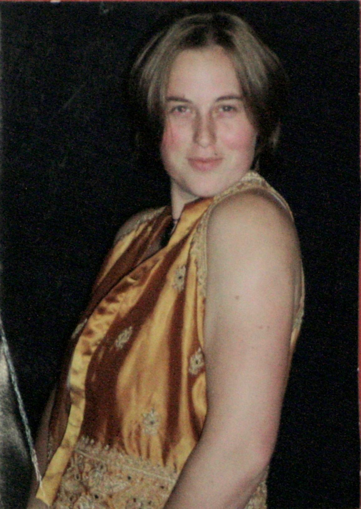 Joanne Haakma - sexy genie
