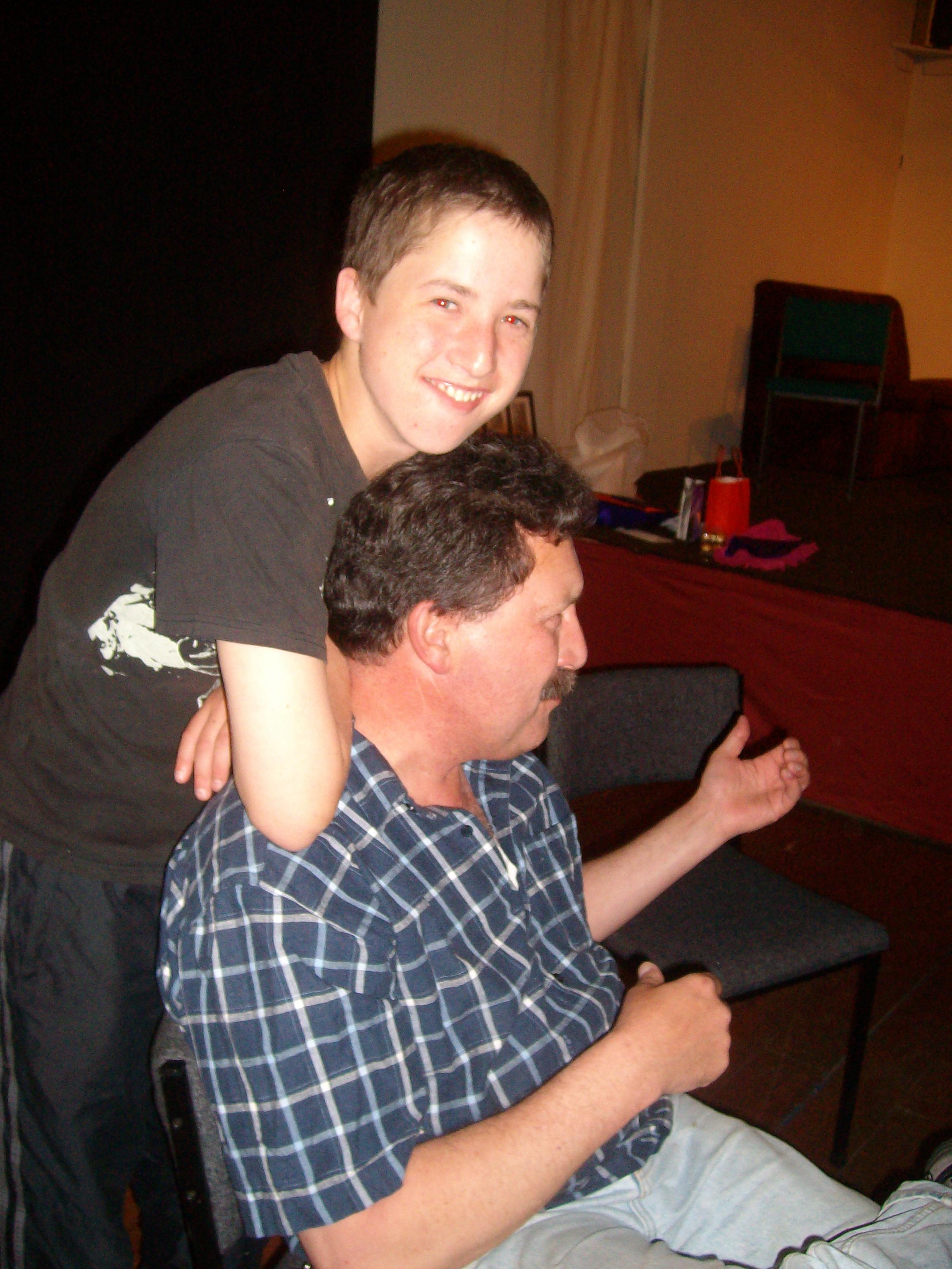 Jonathon & Eddie Churton
