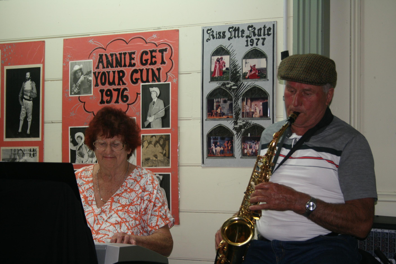 Lynne & Alan