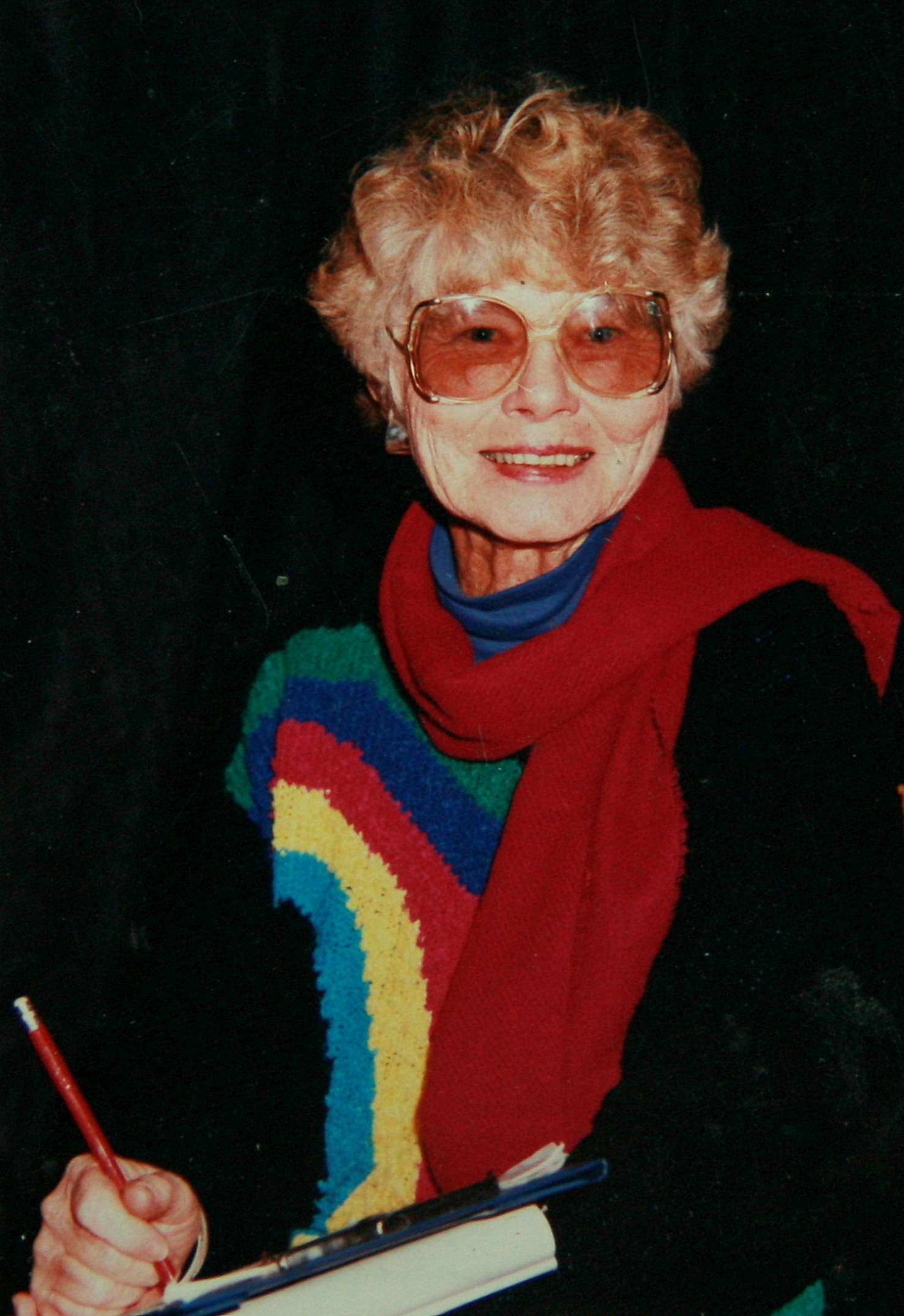 Audrey McDonald - director