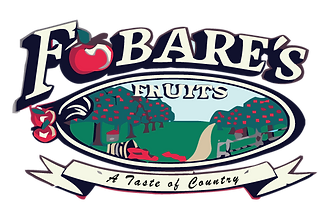Fobare's Fruits Logo