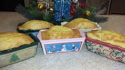 Fresh bread from Fobare's bakert