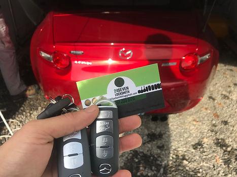 Mazda-Key-Replacement