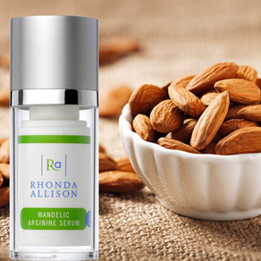 How can Almonds benefit your skin issues?